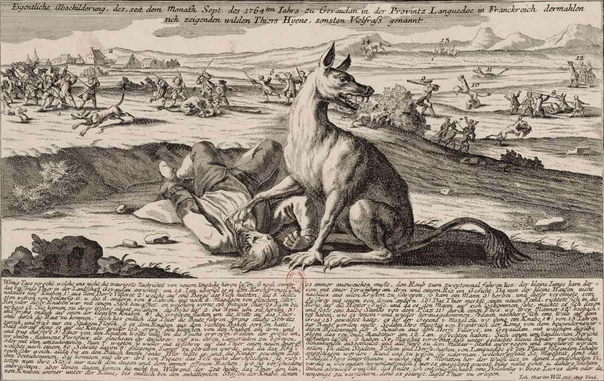 04 - La bestia de Gévaudan